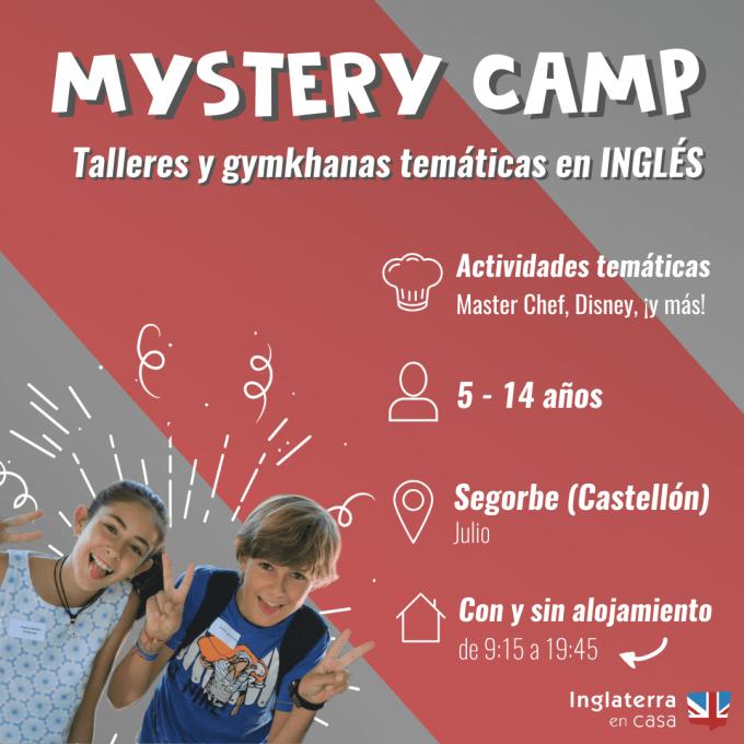 Mystery Camp Segorbe